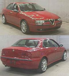 Амортизатор багажника ALFA ROMEO 156 932A1 Фото 2