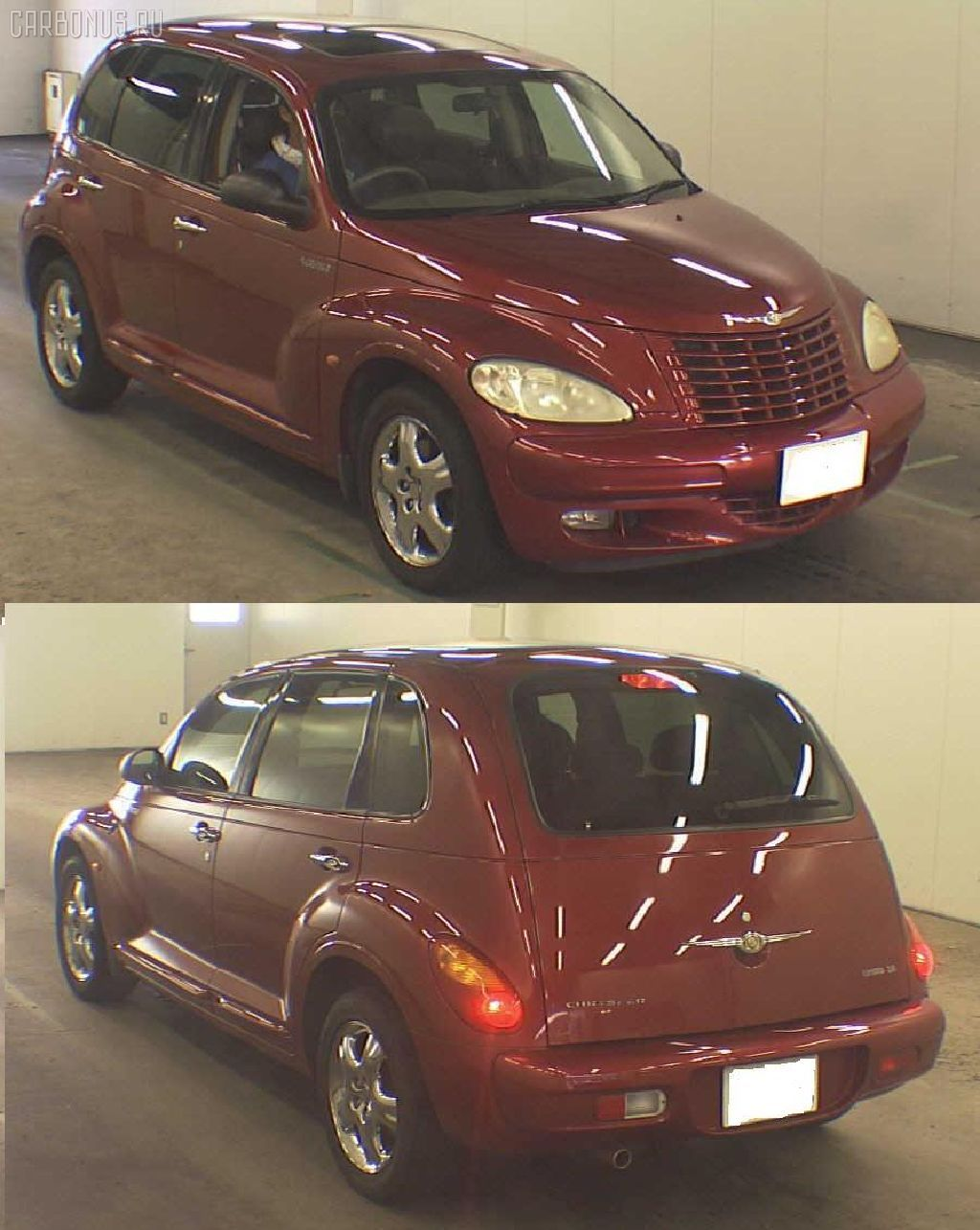 Привод CHRYSLER PT CRUISER PT2K20 ECC Фото 4