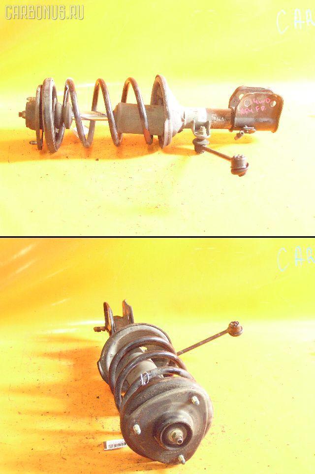 Стойка амортизатора HONDA STEP WGN RF4 K20A. Фото 1