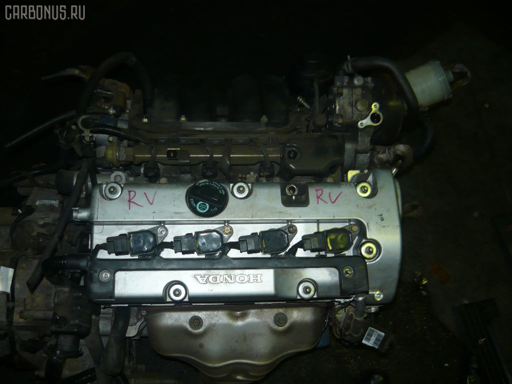 Двигатель HONDA STEP WGN RF4 K20A. Фото 7