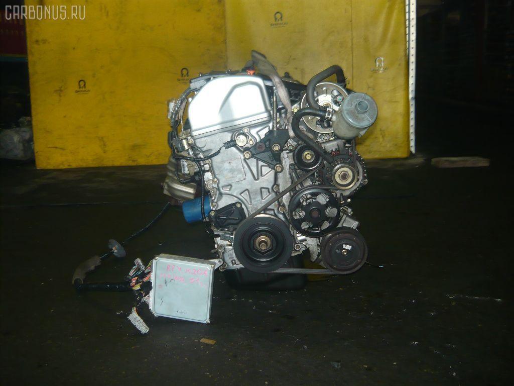 Двигатель HONDA STEP WGN RF4 K20A. Фото 2