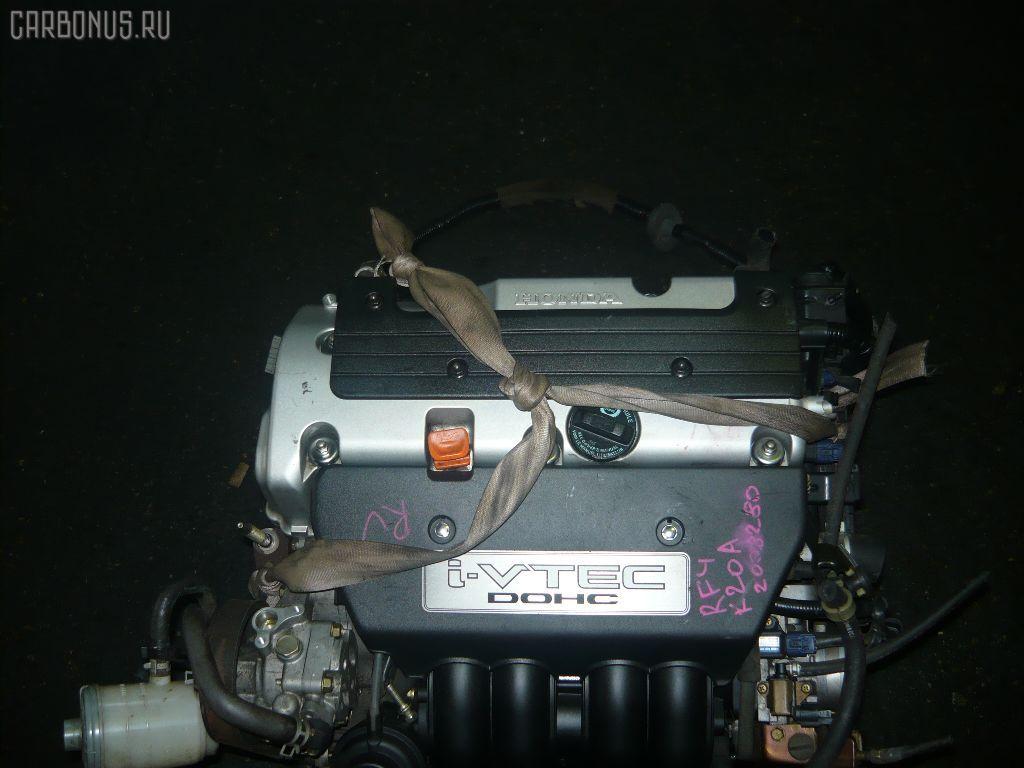 Двигатель HONDA STEP WGN RF4 K20A. Фото 6