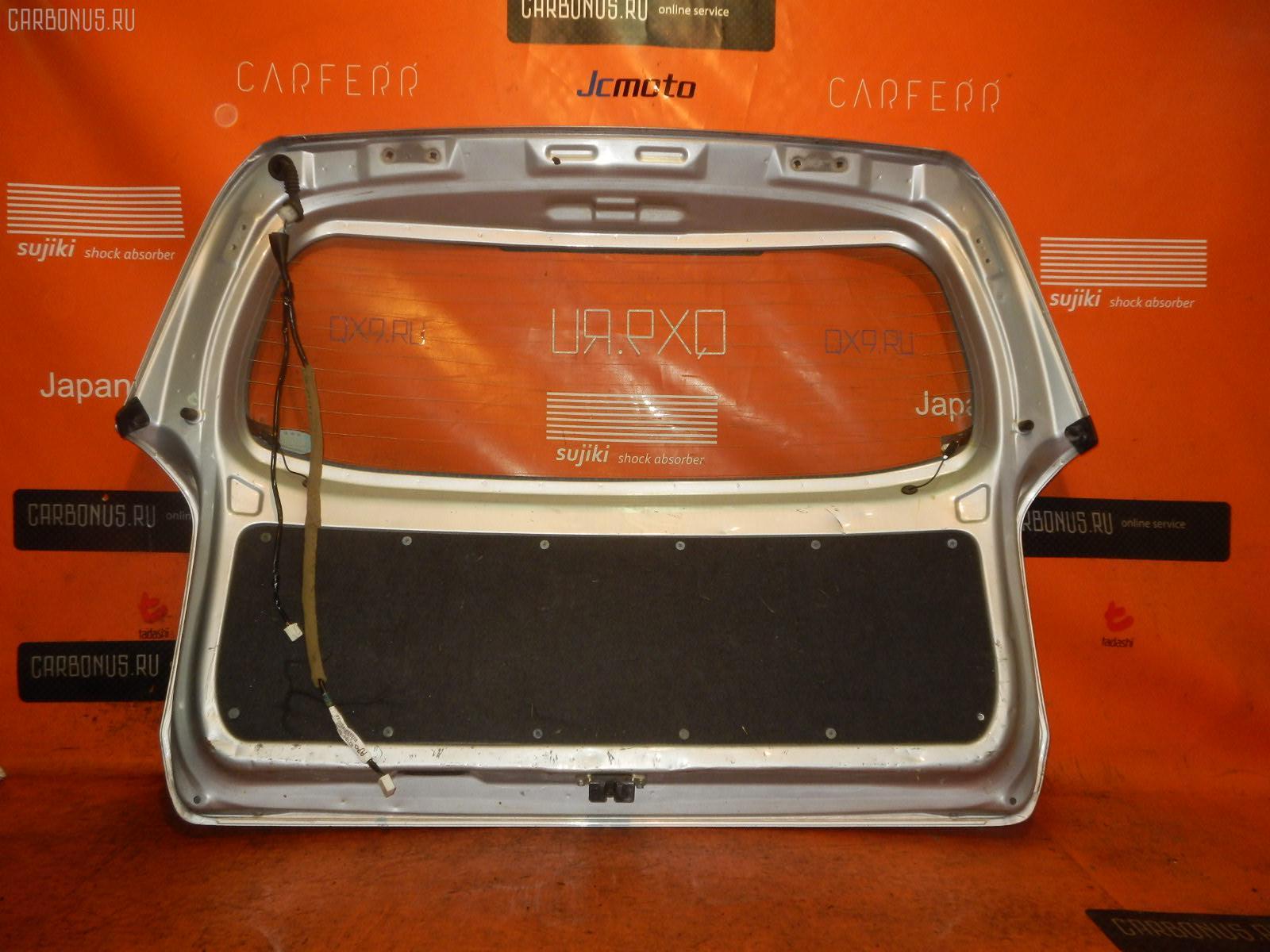 Дверь задняя TOYOTA PROBOX NCP50V. Фото 7