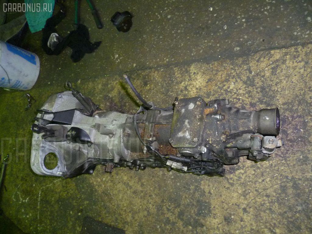 КПП механическая SUBARU LEGACY BC5 EJ20D Фото 4