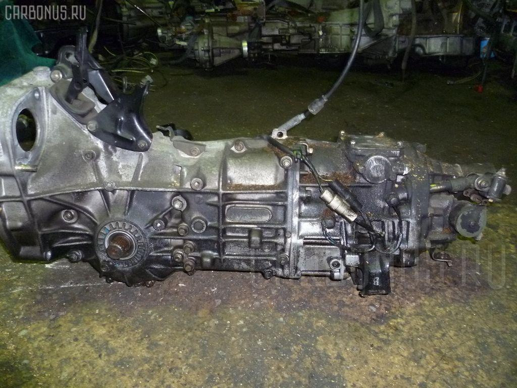 КПП механическая SUBARU LEGACY BC5 EJ20D Фото 5