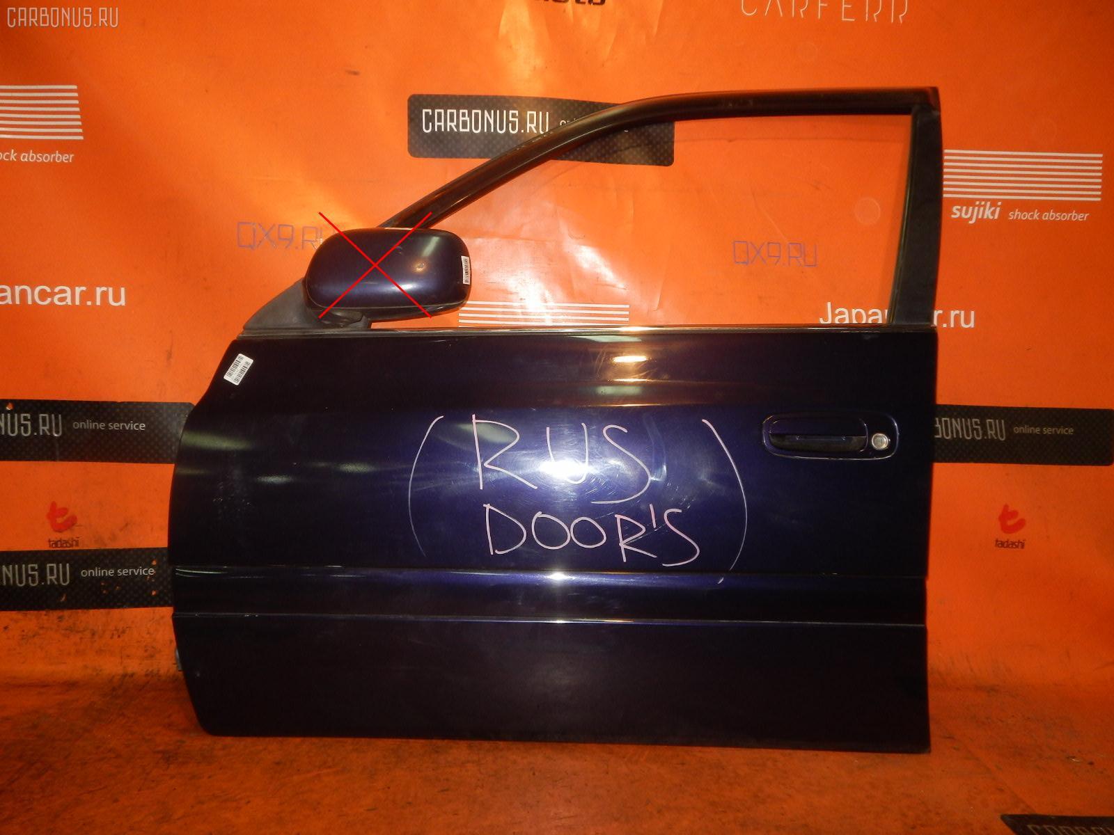 Дверь боковая TOYOTA CARINA AT210. Фото 1