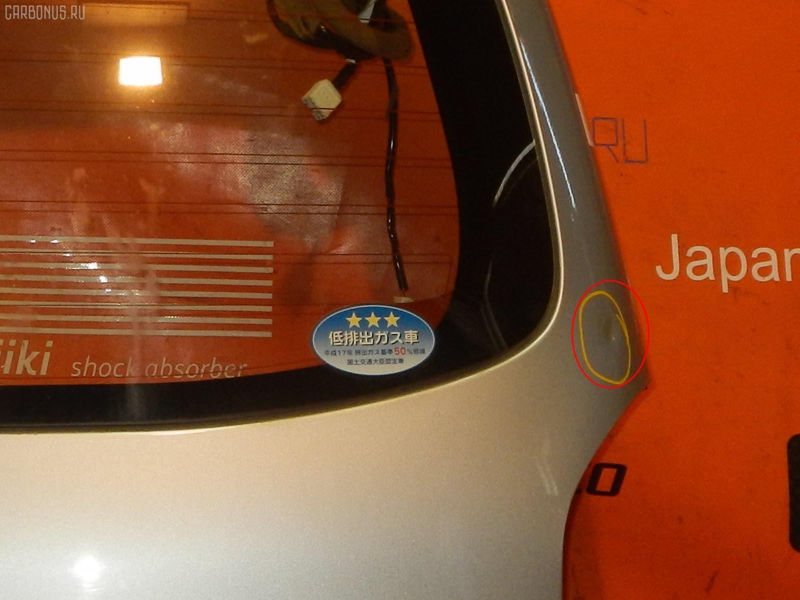 Дверь задняя TOYOTA PROBOX NCP50V. Фото 9