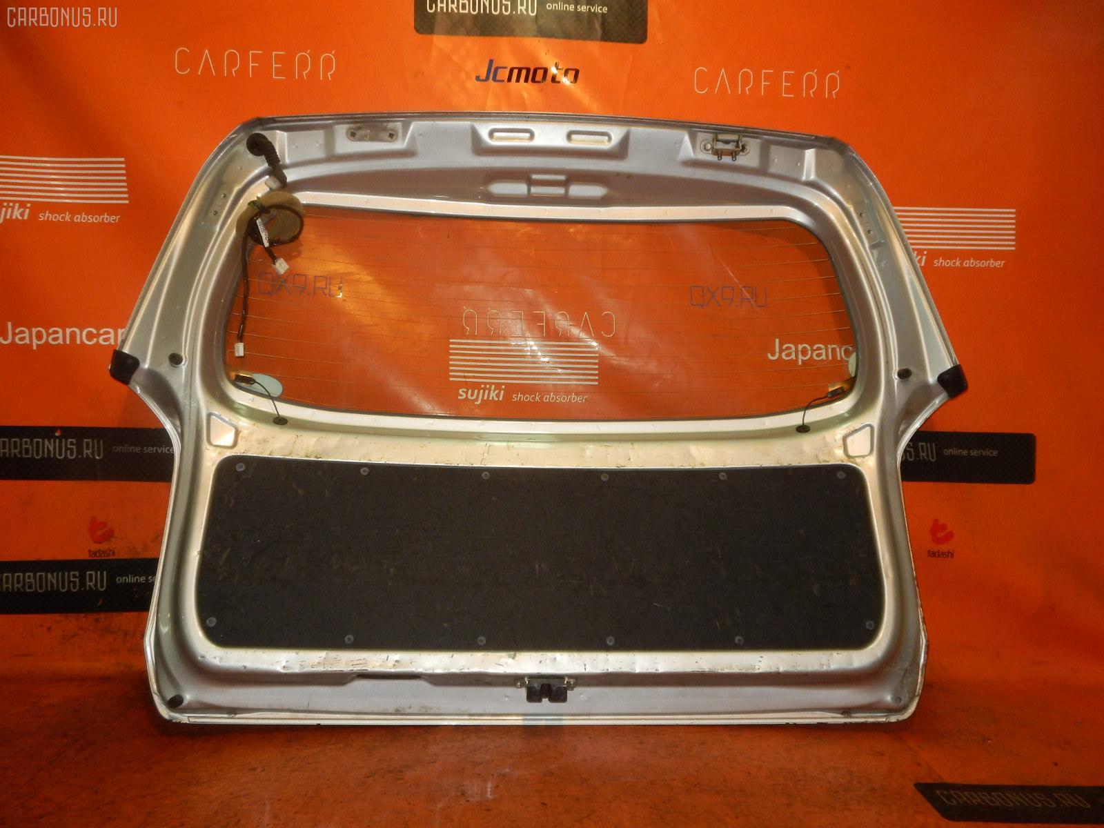 Дверь задняя TOYOTA PROBOX NCP50V. Фото 10