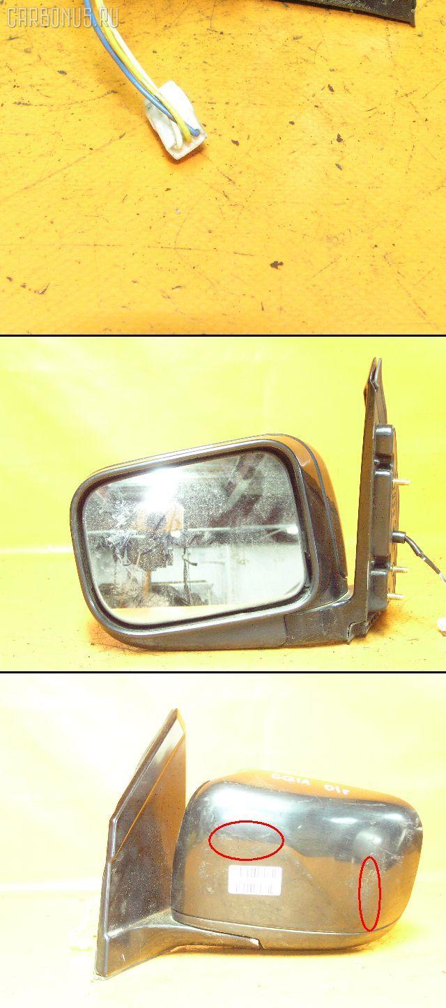 Зеркало двери боковой MITSUBISHI DINGO CQ1A. Фото 4