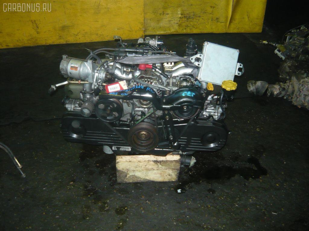 Двигатель SUBARU LEGACY WAGON BH5 EJ202. Фото 7