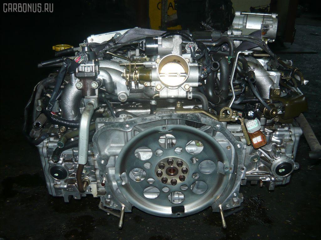 Двигатель SUBARU LEGACY WAGON BH5 EJ202. Фото 9
