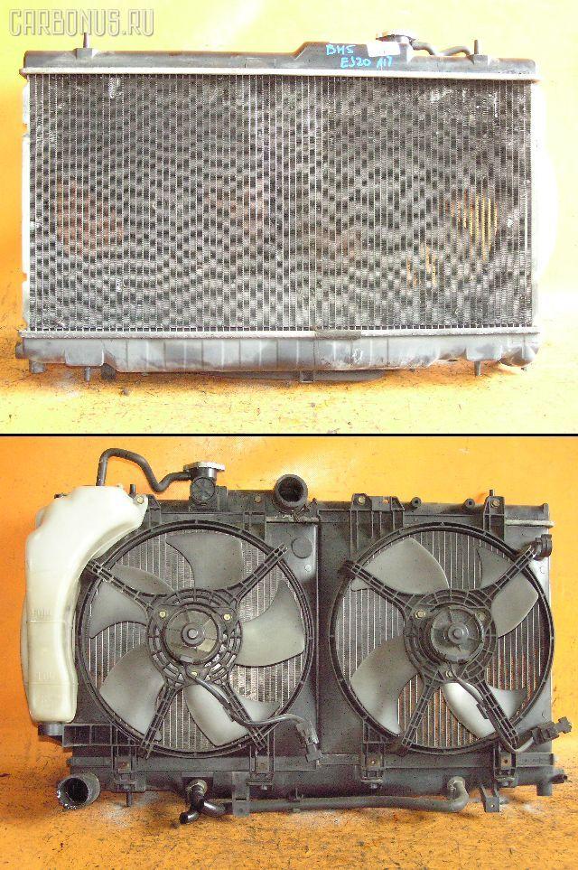 Радиатор ДВС SUBARU LEGACY WAGON BH5 EJ20. Фото 1