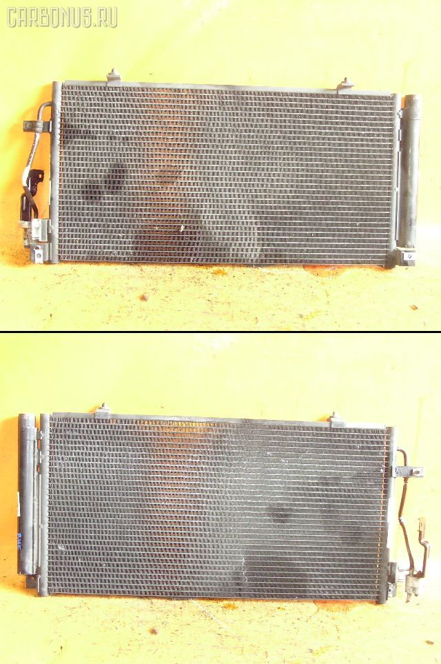 Радиатор кондиционера SUBARU LEGACY WAGON BH5 EJ20. Фото 1