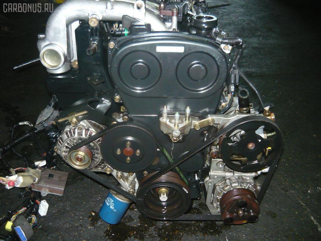 Двигатель MITSUBISHI DINGO CQ2A 4G15. Фото 4