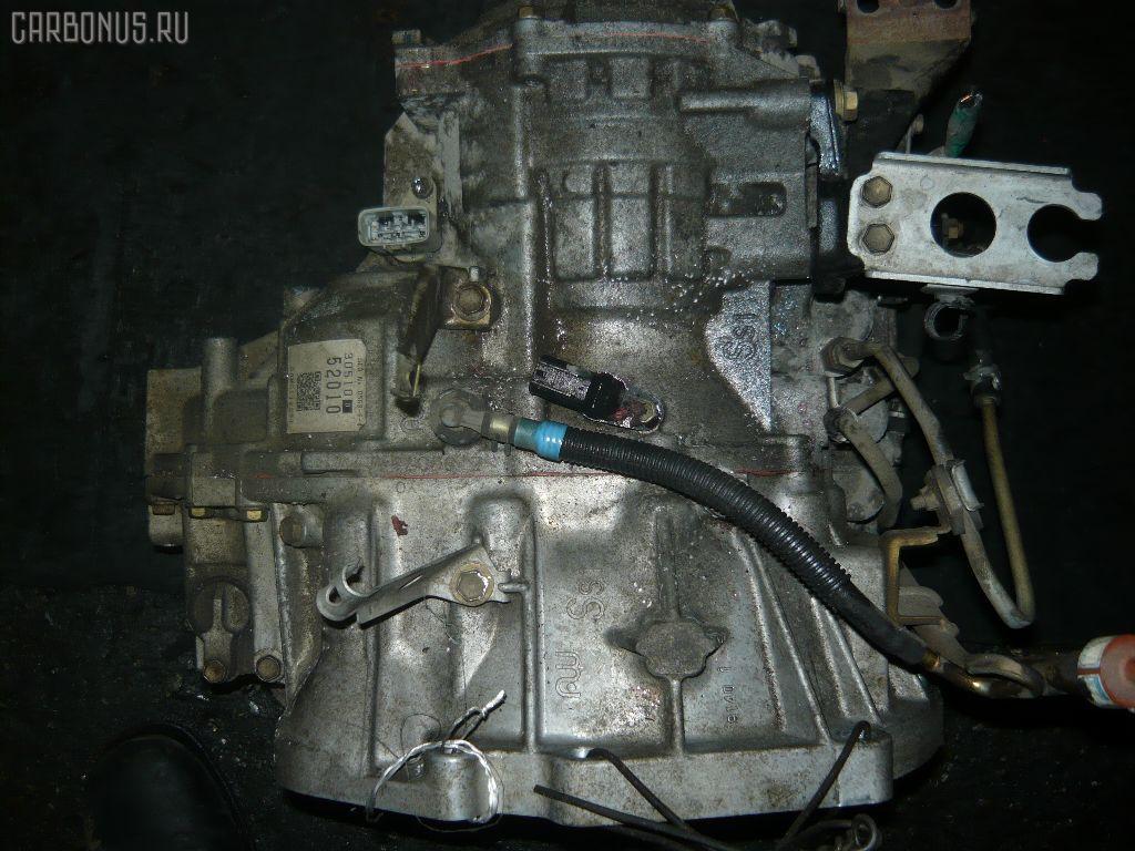 КПП автоматическая TOYOTA PLATZ SCP11 1SZ-FE. Фото 5