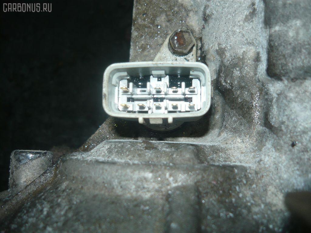 КПП автоматическая TOYOTA PLATZ SCP11 1SZ-FE. Фото 6