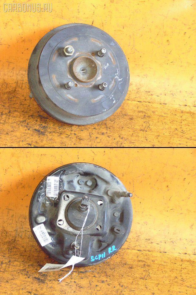 Ступица TOYOTA PLATZ SCP11 1SZ-FE. Фото 1