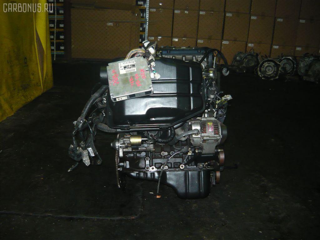 Двигатель TOYOTA SPRINTER CARIB AE111G 4A-GE. Фото 4