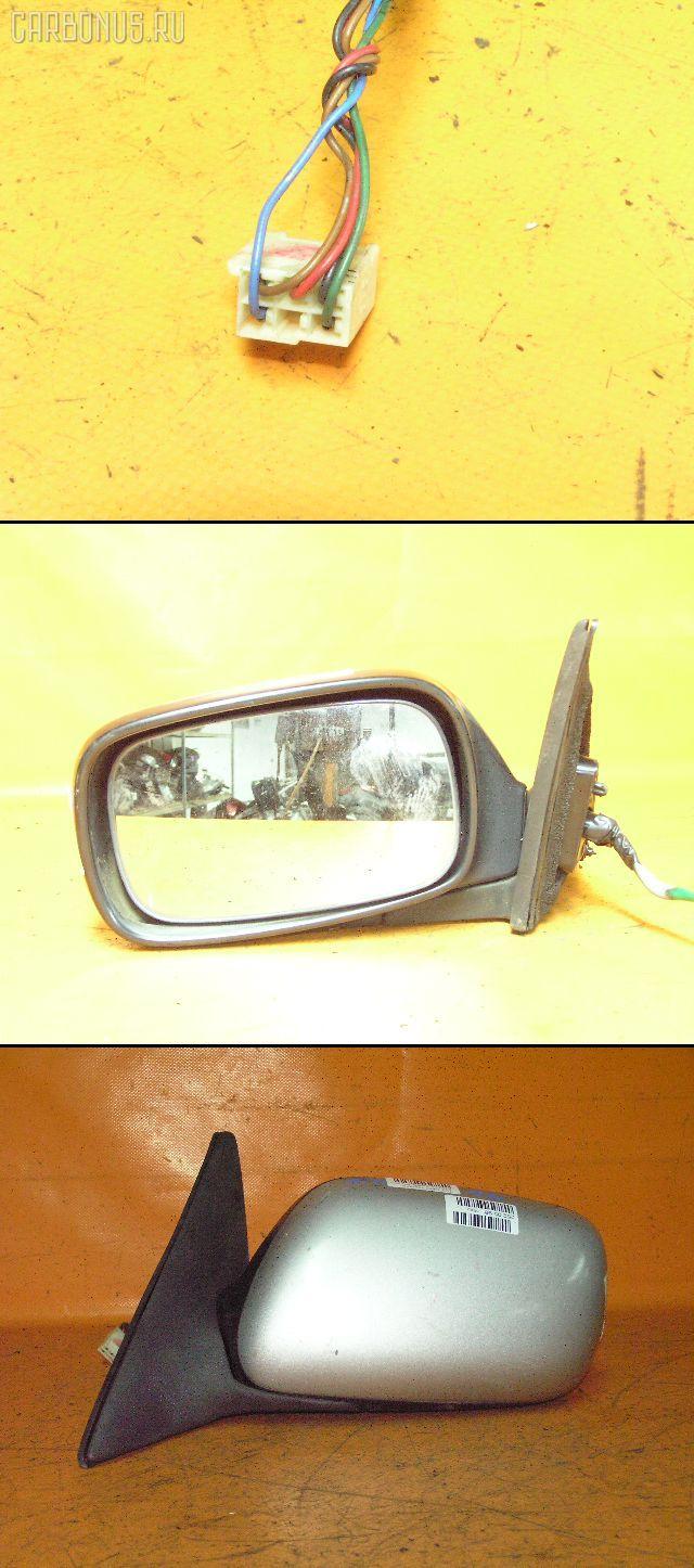 Зеркало двери боковой TOYOTA CARINA AT210. Фото 1
