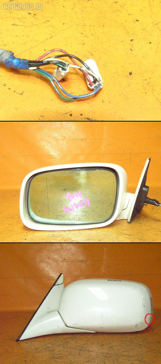 Зеркало двери боковой TOYOTA CROWN MAJESTA UZS171. Фото 1