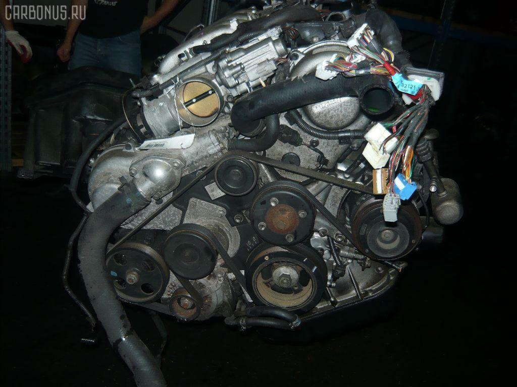 Двигатель TOYOTA CROWN MAJESTA UZS171 1UZ-FE. Фото 1