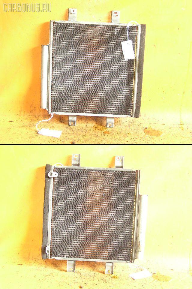 Радиатор кондиционера TOYOTA PASSO KGC10 1KR-FE. Фото 10