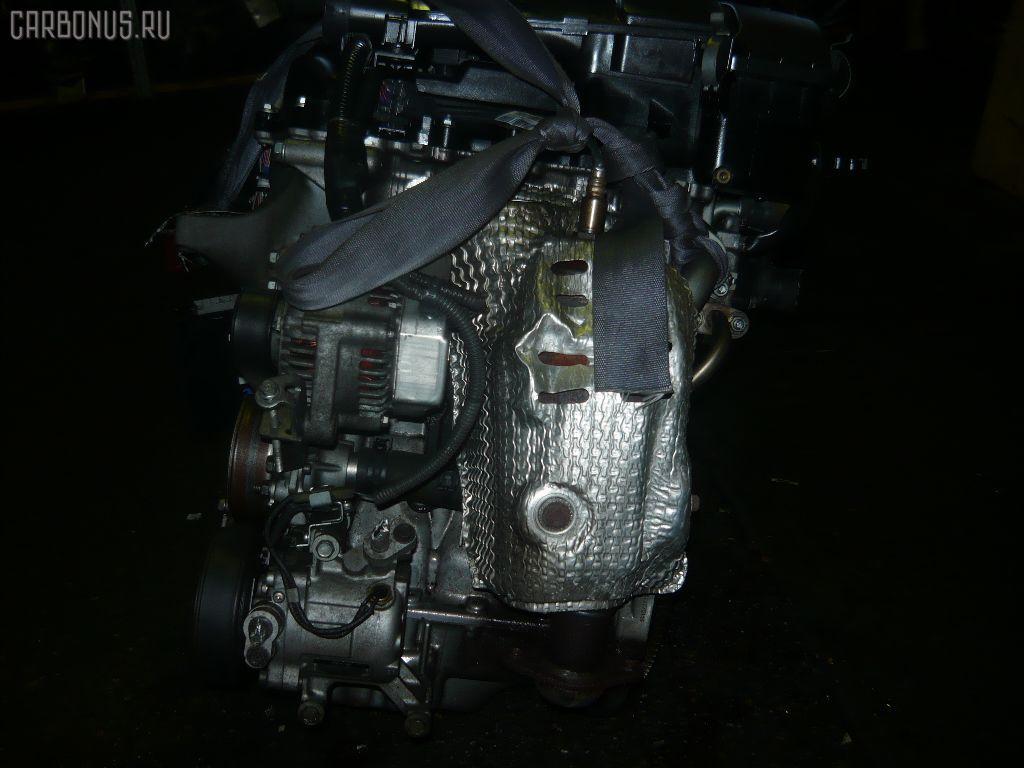 Двигатель TOYOTA PASSO KGC10 1KR-FE. Фото 2