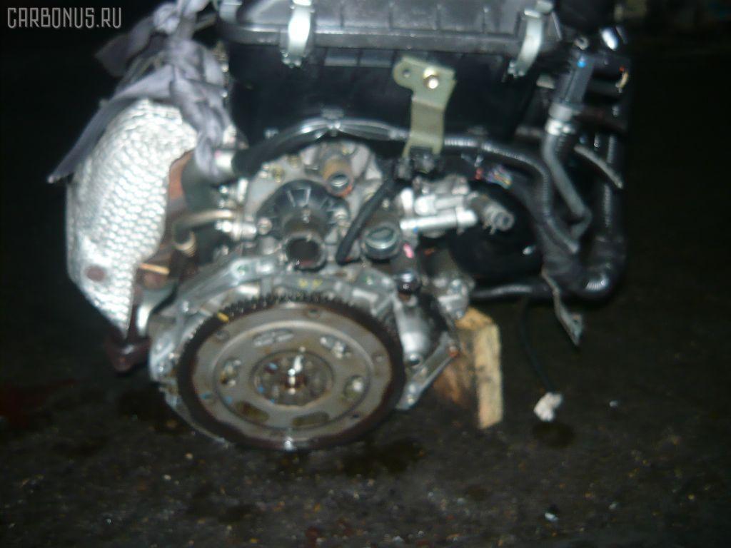 Двигатель TOYOTA PASSO KGC10 1KR-FE. Фото 3