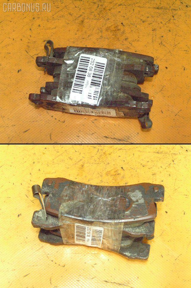Тормозные колодки TOYOTA WINDOM VCV11 4VZ-FE. Фото 2