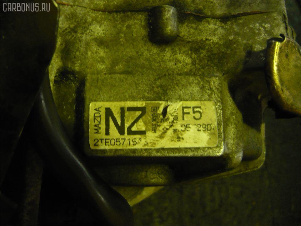 КПП автоматическая MAZDA DEMIO DW3W B3. Фото 4