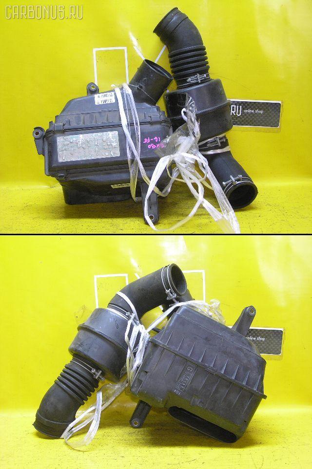 Корпус воздушного фильтра TOYOTA CRESTA GX90 1G-FE. Фото 1