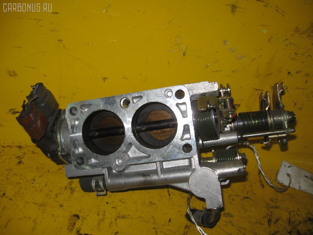 Дроссельная заслонка NISSAN CEDRIC HY33 VQ30DE. Фото 1