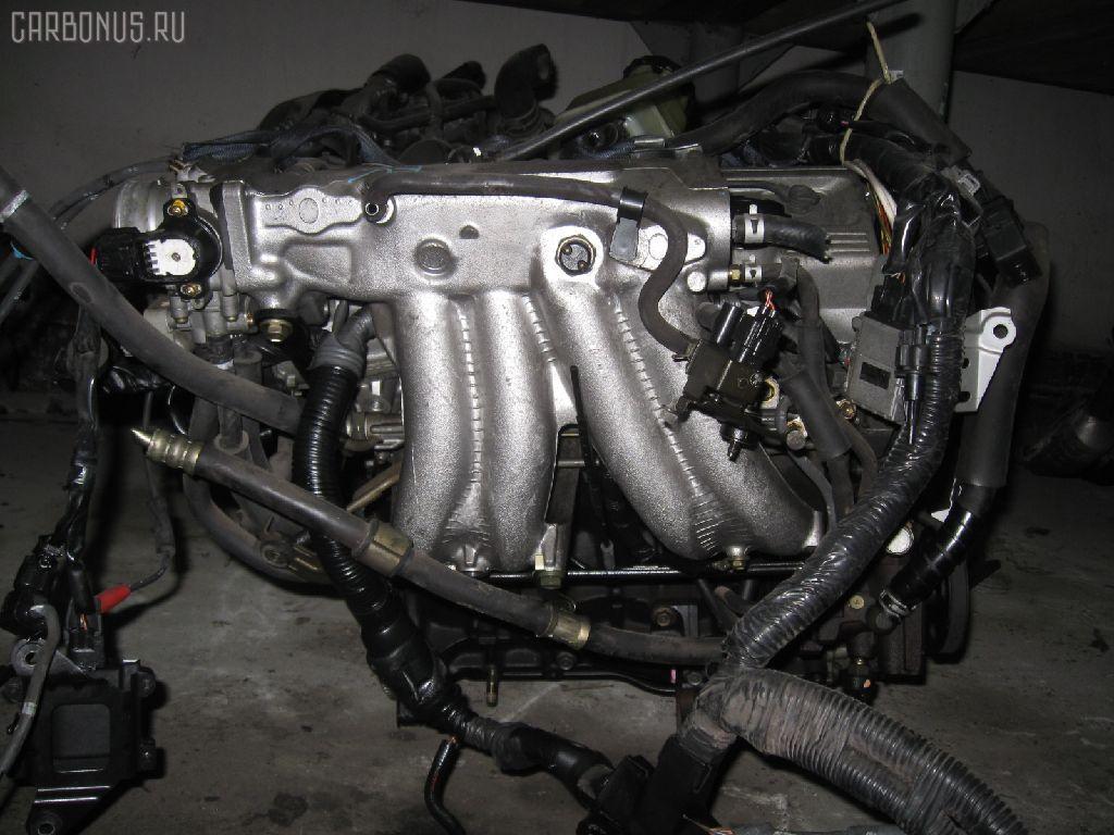 Двигатель TOYOTA CALDINA ST190G 4S-FE. Фото 3