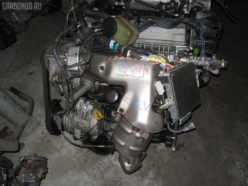 Двигатель TOYOTA CORONA SF ST190 4S-FE. Фото 5