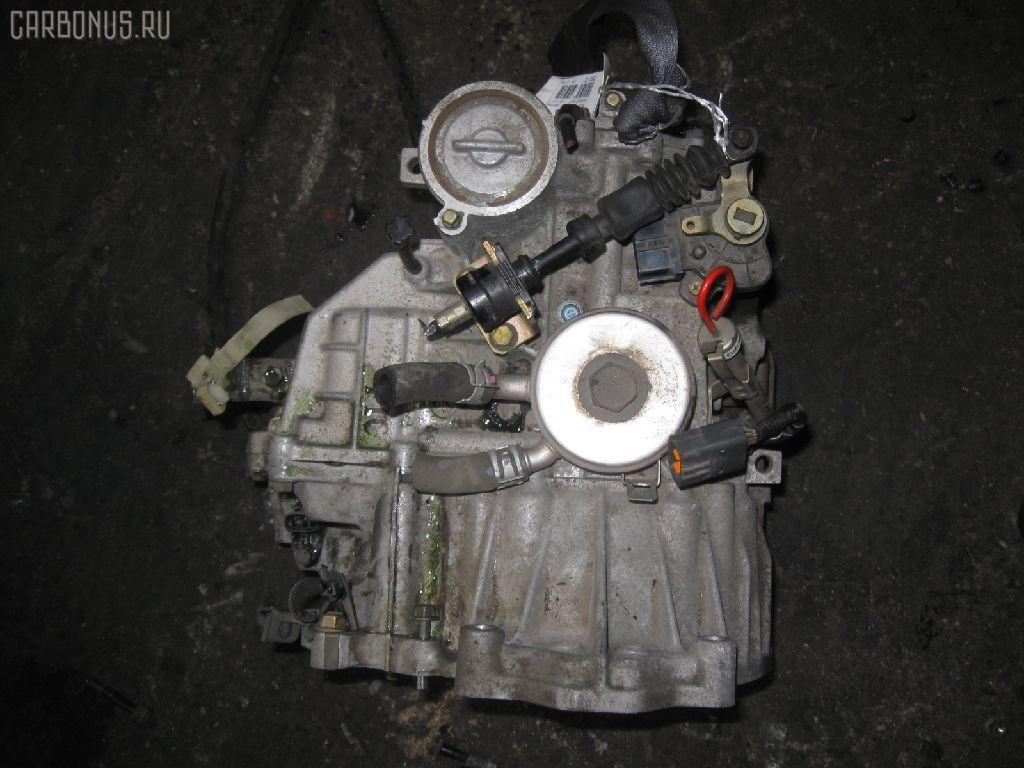 КПП автоматическая SUZUKI WAGON R SOLIO MA64S K10A. Фото 9