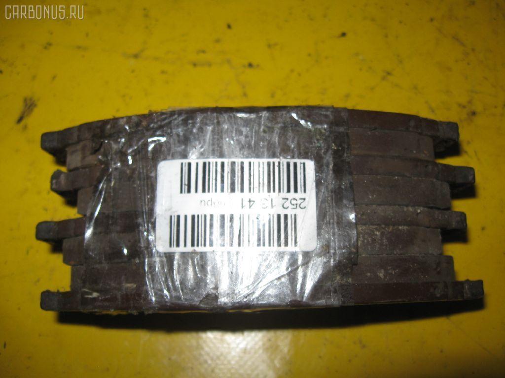 Тормозные колодки TOYOTA MARK II GX90 1G-FE. Фото 5