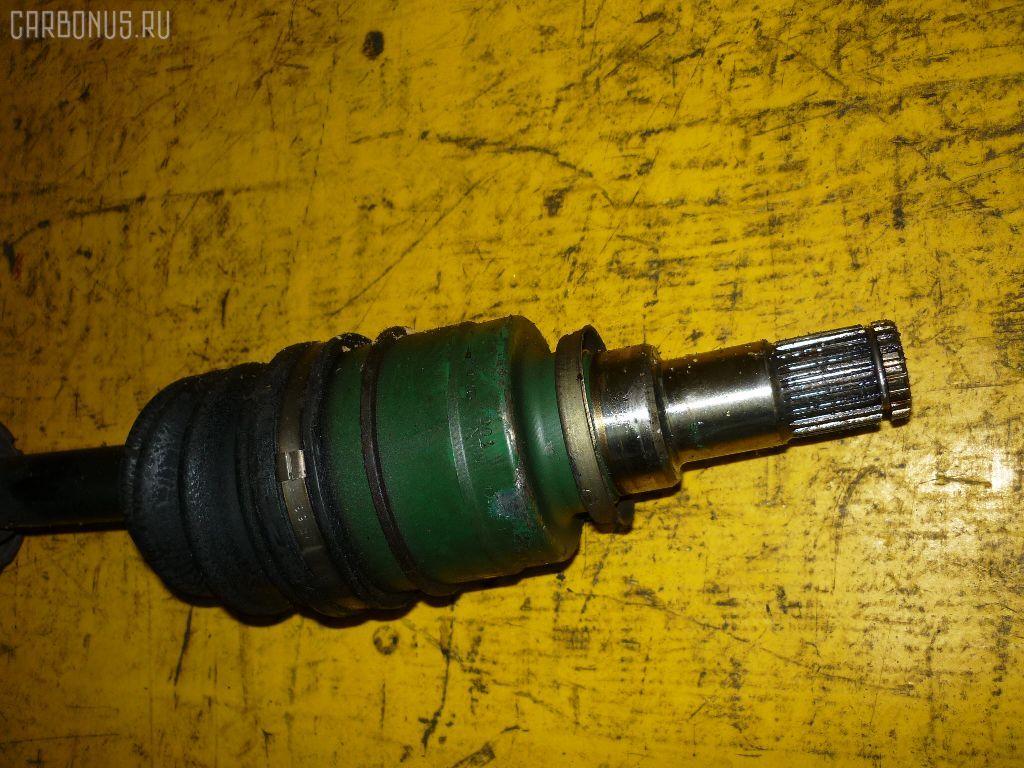 Привод TOYOTA VITZ SCP10 1SZ-FE. Фото 2
