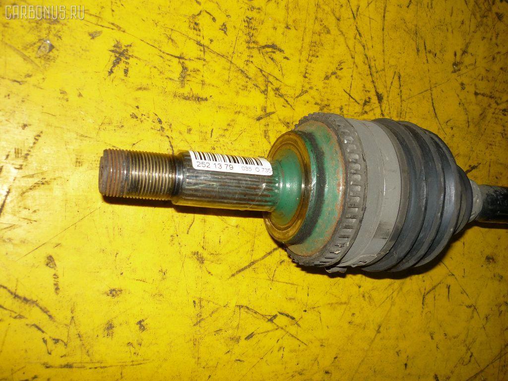 Привод TOYOTA VITZ SCP10 1SZ-FE. Фото 3