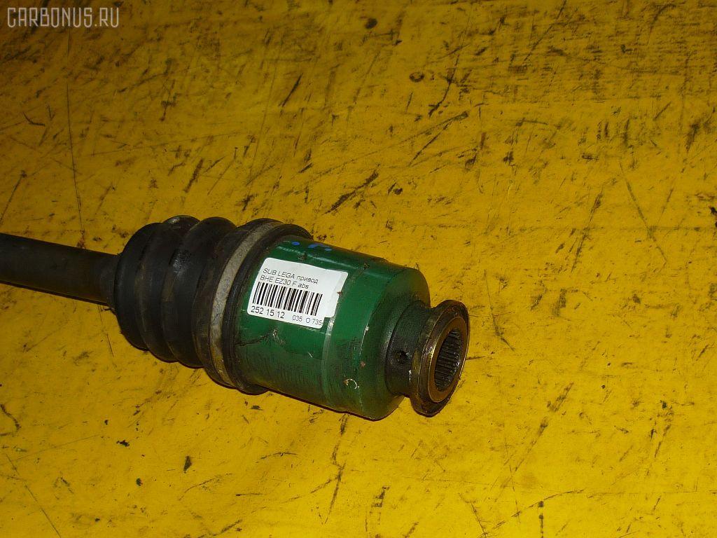 Привод SUBARU LEGACY LANCASTER BHE EZ30. Фото 2