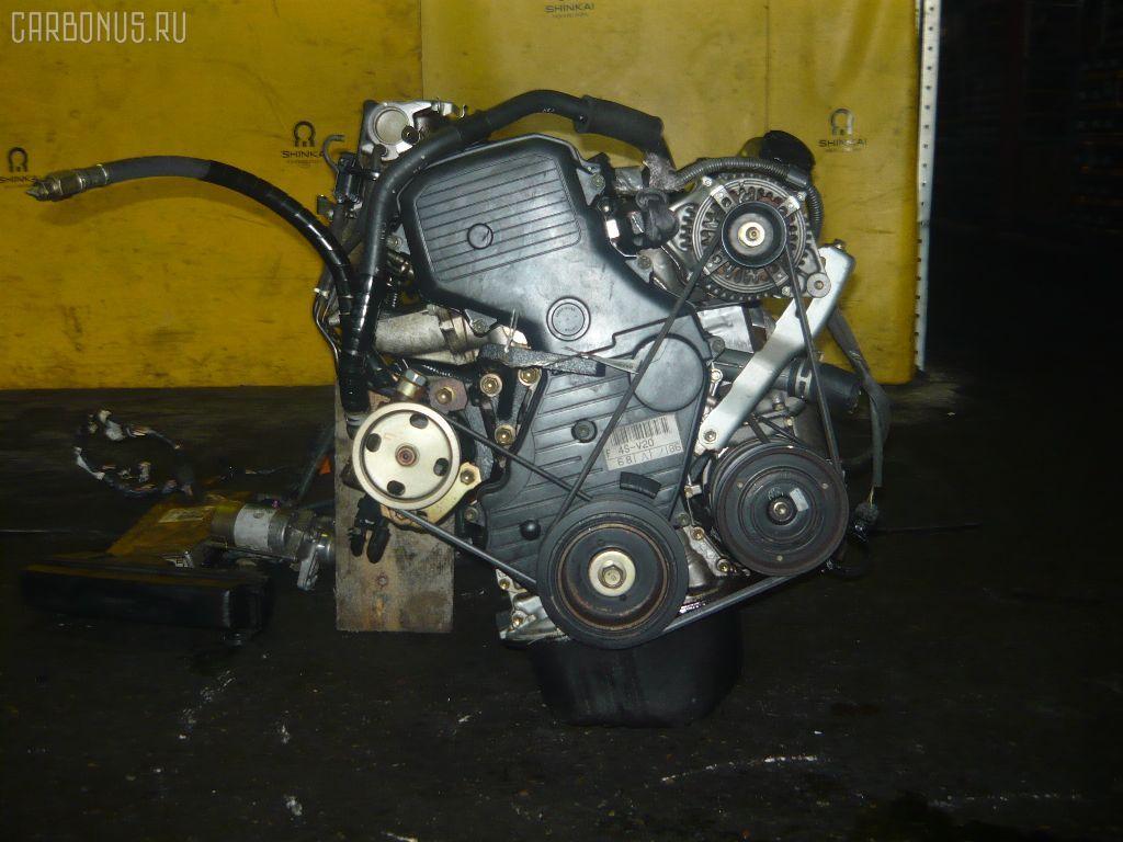 Двигатель TOYOTA CAMRY SV40 4S-FE. Фото 3