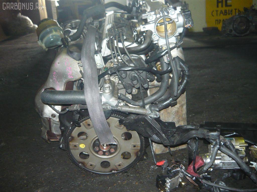 Двигатель TOYOTA CAMRY SV40 4S-FE. Фото 6