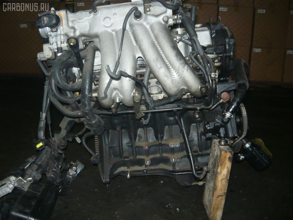 Двигатель TOYOTA CALDINA ST190G 4S-FE. Фото 8