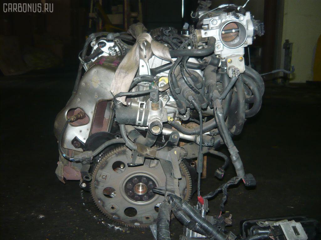 Двигатель TOYOTA CALDINA ST190G 4S-FE. Фото 9