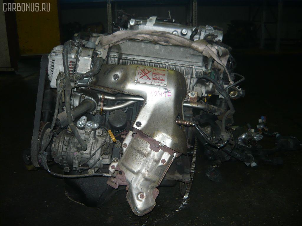 Двигатель TOYOTA CALDINA ST190G 4S-FE. Фото 10