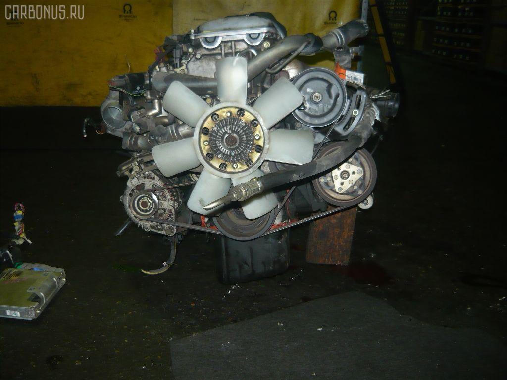 Двигатель NISSAN LARGO NW30 KA24DE. Фото 2