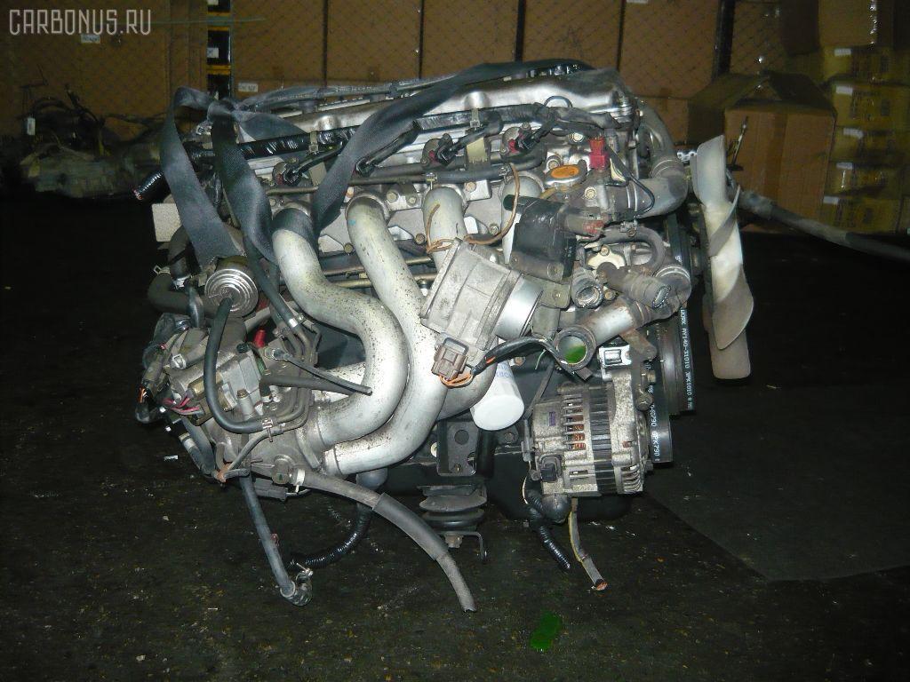 Двигатель NISSAN LARGO NW30 KA24DE. Фото 3