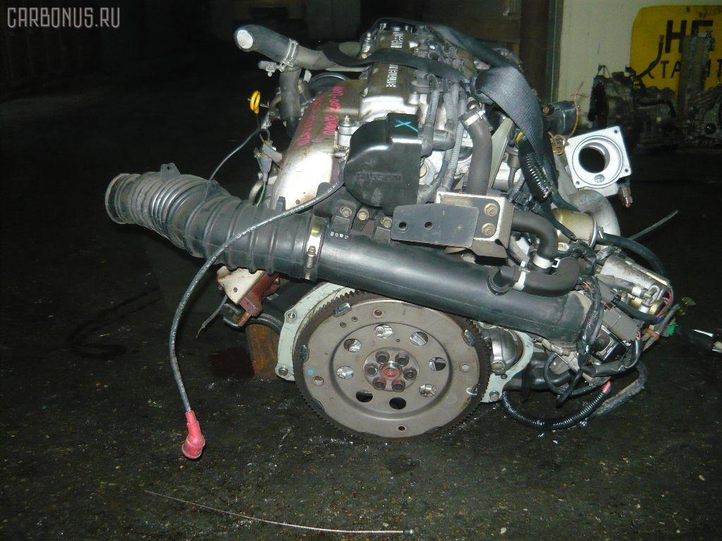 Двигатель NISSAN LARGO NW30 KA24DE. Фото 5