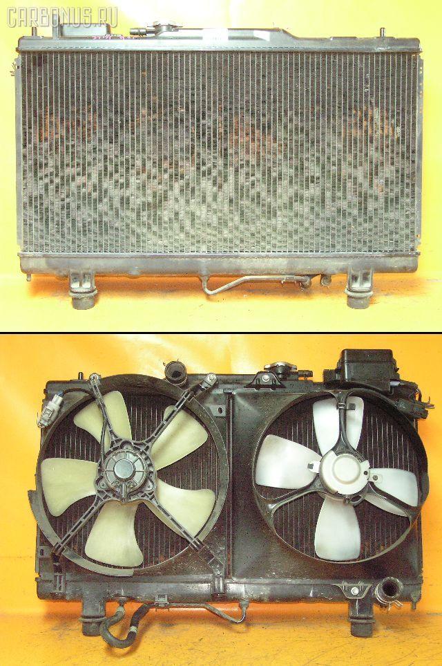 Радиатор ДВС TOYOTA CORONA PREMIO ST210 3S-FE. Фото 3
