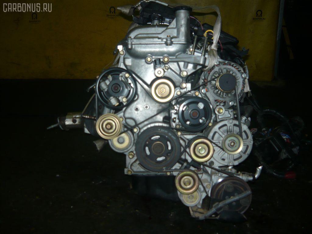 Двигатель MAZDA DEMIO DY3R ZJ-VE. Фото 1