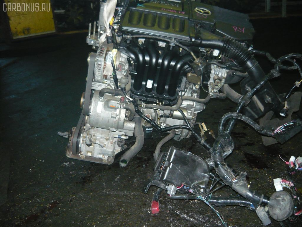 Двигатель MAZDA DEMIO DY3R ZJ-VE. Фото 3